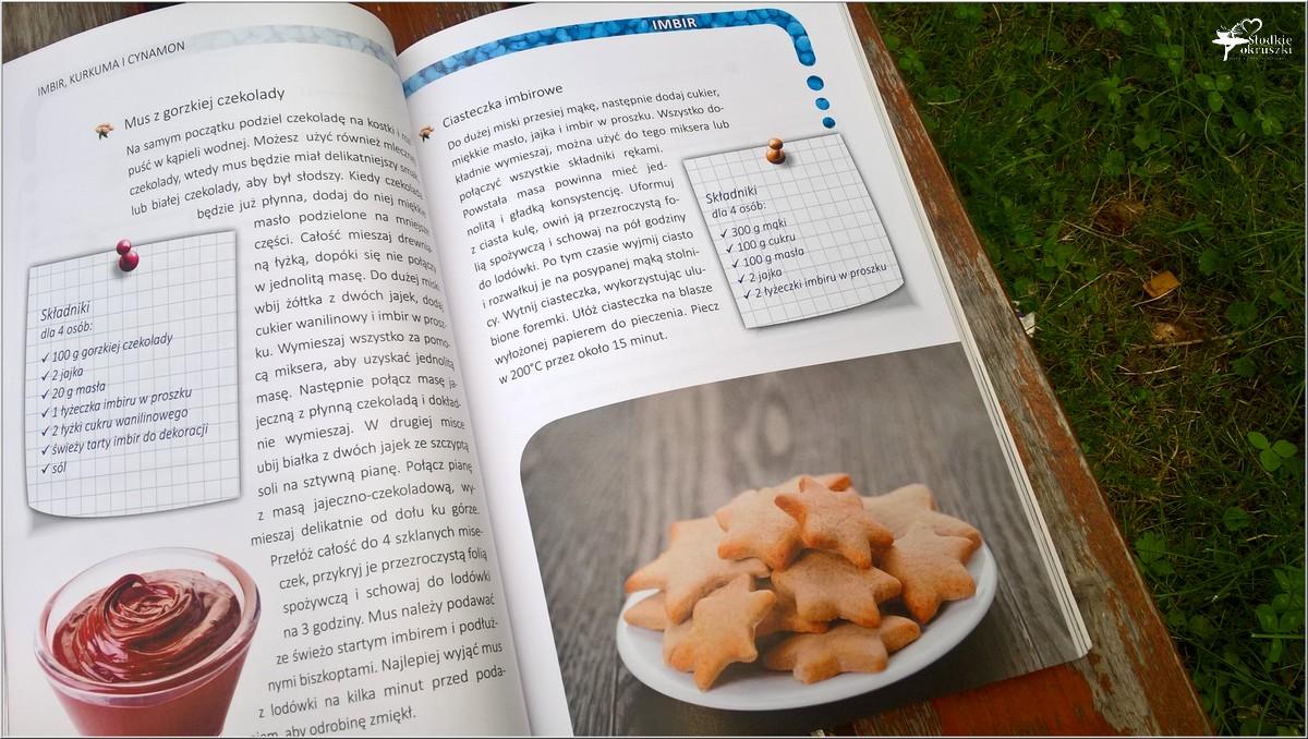 Aromatyczne przyprawy. Imbir, kurkuma, cynamon (5)