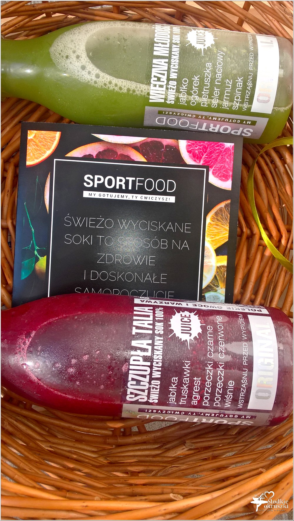Dieta sokowa. Sportfood Soki. (4)