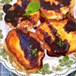 Francuskie tosty z pomarańczowo-czekoladowym akcentem