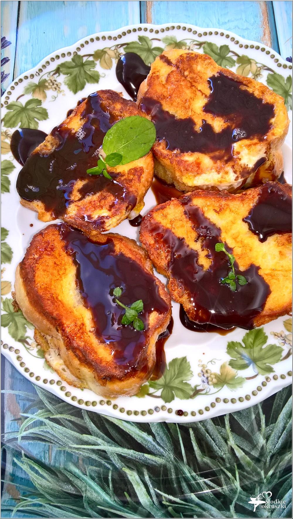 Francuskie tosty z pomarańczowo-czekoladowym akcentem (1)