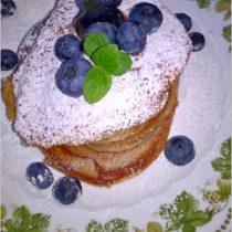 Kawowe placuszki sernikowe (z kawą zbożową) (1)