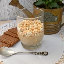 Lekki deser kawowy z chia