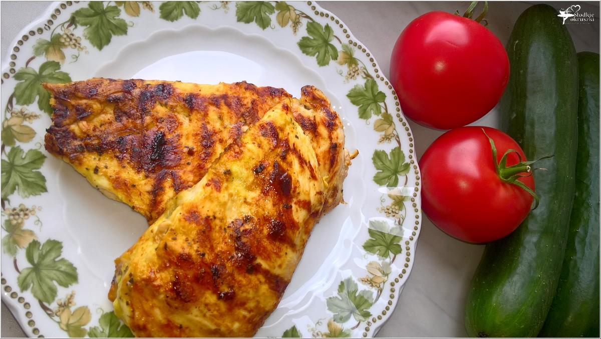 Piersi z kurczaka grillowane w musztardowej marynacie (3)