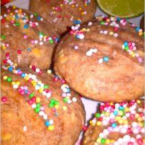 Szybkie czekoladowe ciasteczka z limonkową nutą (1)