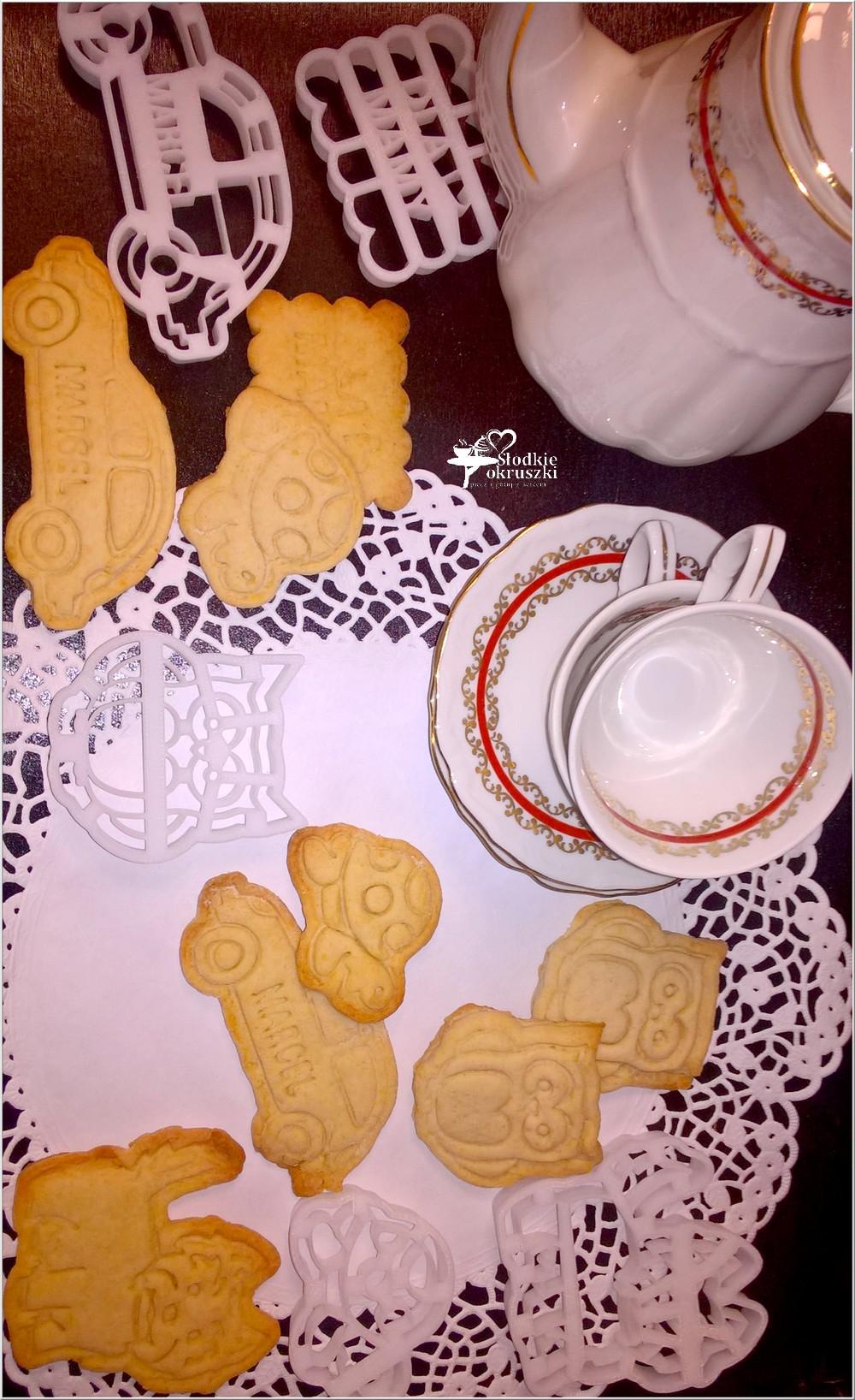 Delikatnie pomarańczowe ciasteczka i KONKURS z Protonik (4)