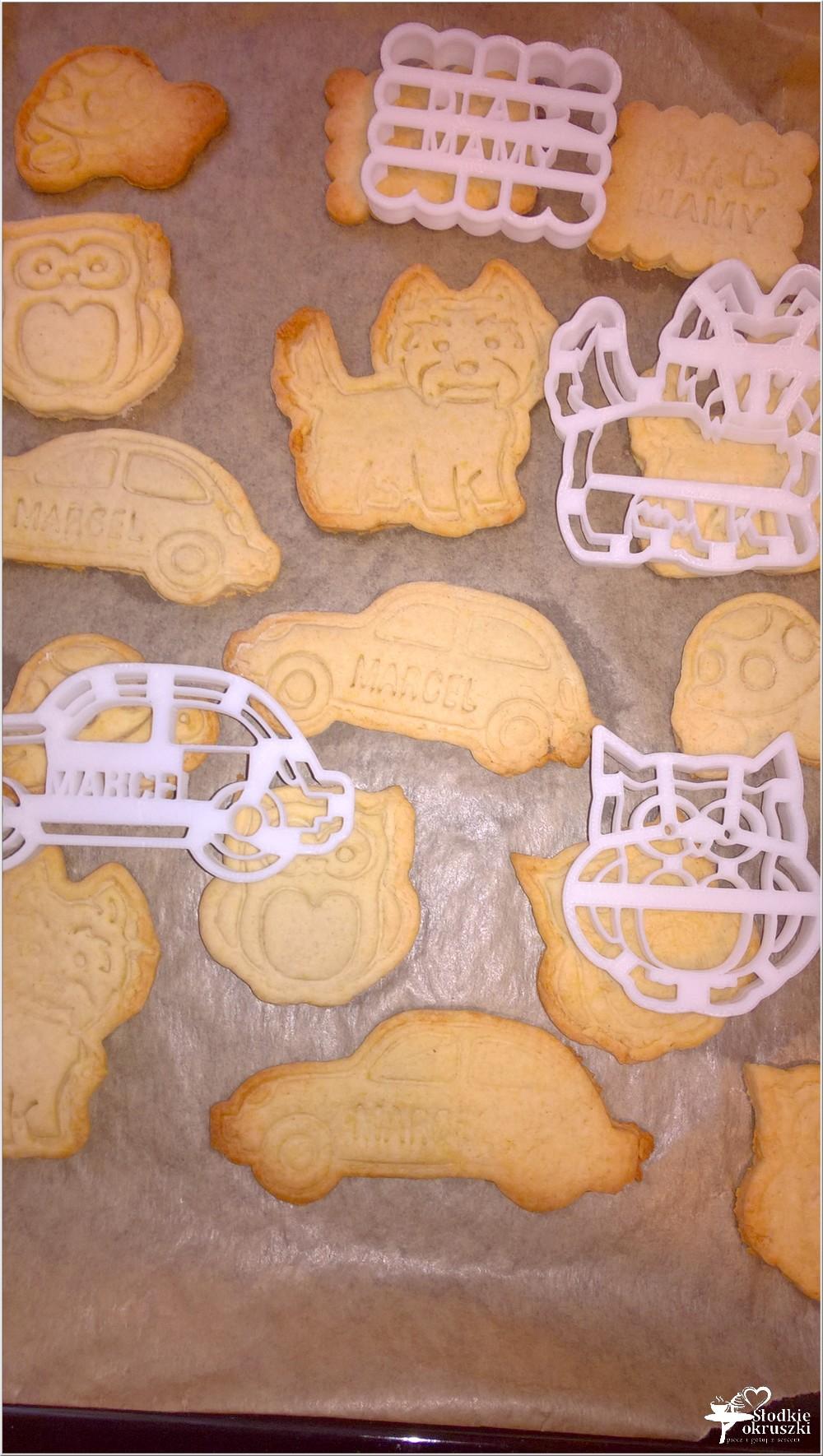 Delikatnie pomarańczowe ciasteczka i KONKURS z Protonik (5)