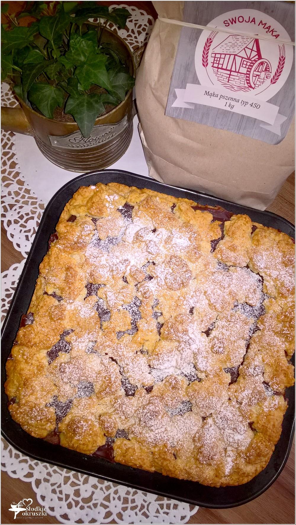 Kruche ciasto z czekoladowym wnętrzem (3)