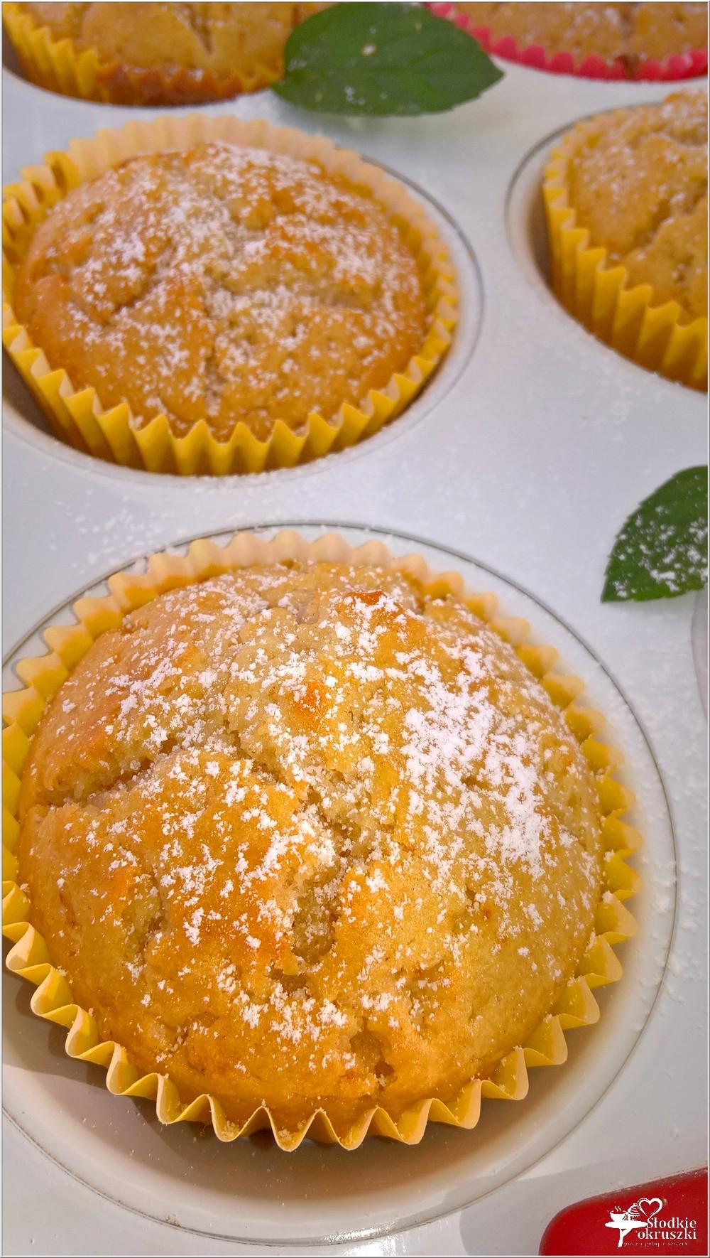 Limonkowe muffinki do kubka gorącego kakao (4)