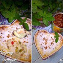 Pieczony serniczek z orzechami włoskimi i kandyzowaną skórką (1)