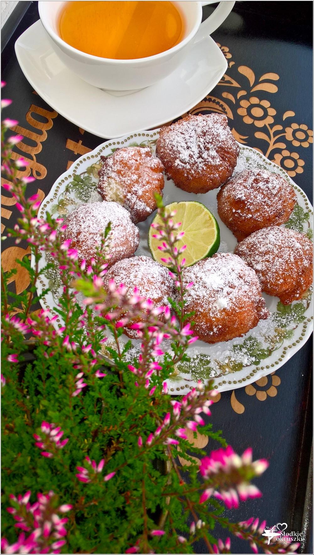 Serowo limonkowe pączki (3)