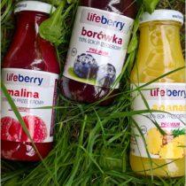 Zdrowo, naturalnie, smacznie. Lifeberry 100% sok przecierowy (1)