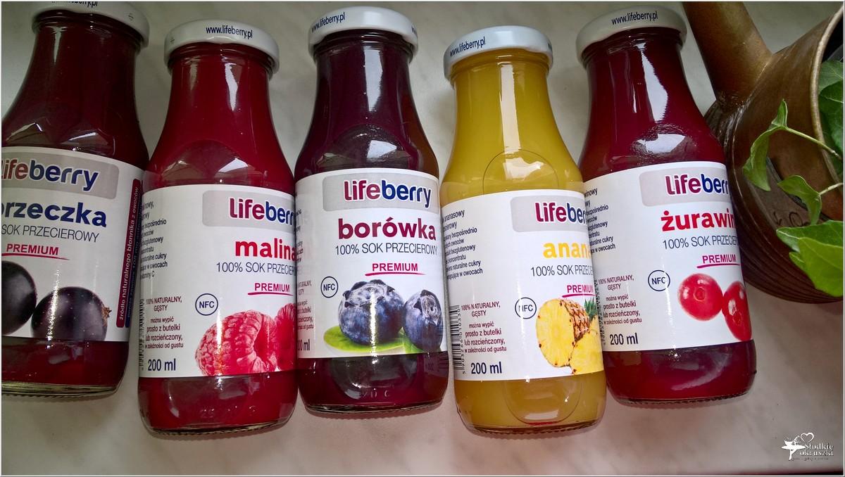Zdrowo, naturalnie, smacznie. Lifeberry 100% sok przecierowy (5)