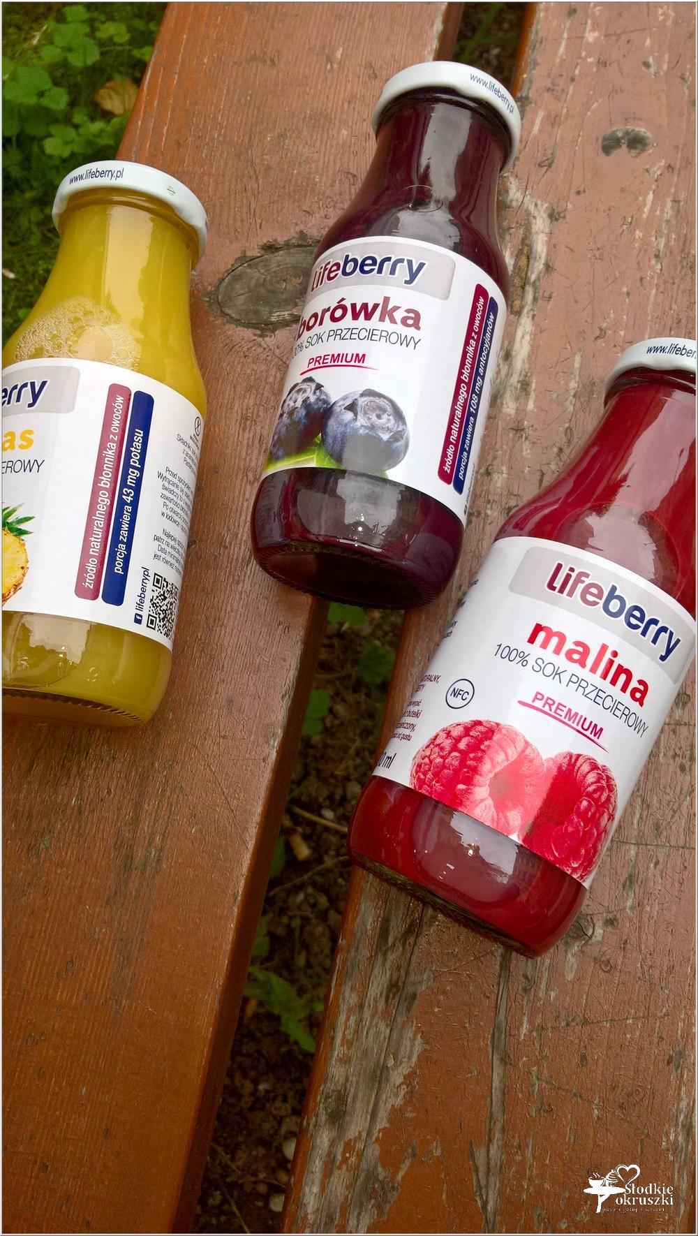 Zdrowo, naturalnie, smacznie. Lifeberry 100% sok przecierowy (7)