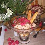 Czekoladowo-rumowy deser na bazie mascarpone