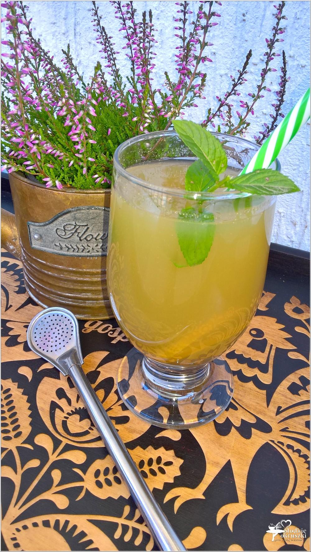 Lemoniada z Yerba Mate - orzeźwienie i energia (1)