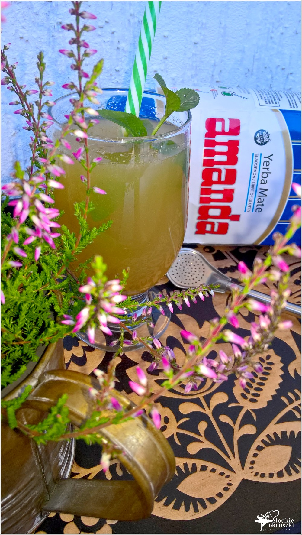 Lemoniada z Yerba Mate - orzeźwienie i energia (2)