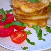 Placuszki z kabanosem (na śniadanie lub szybki obiad) (4)