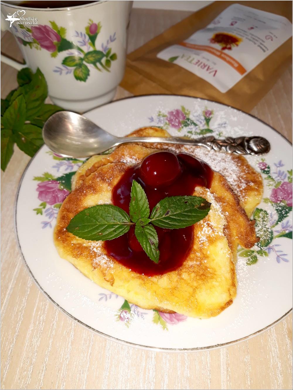 Puszyste placuszki gruszkowo-jogurtowe (2)