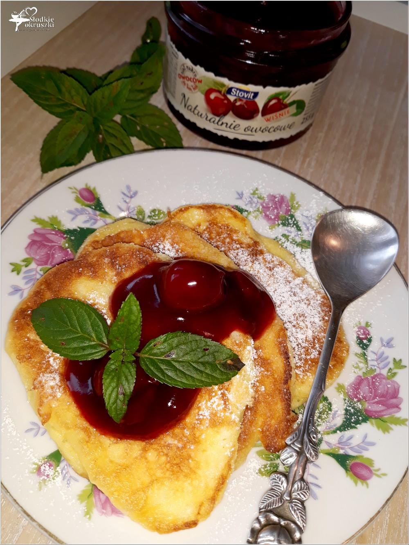 Puszyste placuszki gruszkowo-jogurtowe (3)
