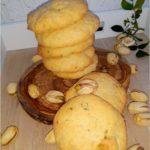 Waniliowe ciasteczka z pistacjami