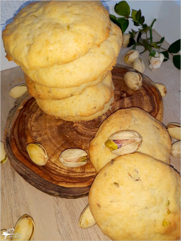Waniliowe ciasteczka z pistacjami (2)
