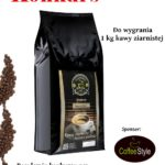 Wygraj 1 kg kawy ziarnistej. Konkurs z Coffee Style.
