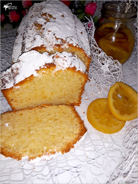 Ekspresowe ciasto jogurtowe z miętowymi cytrynkami (bez miksera) (3)