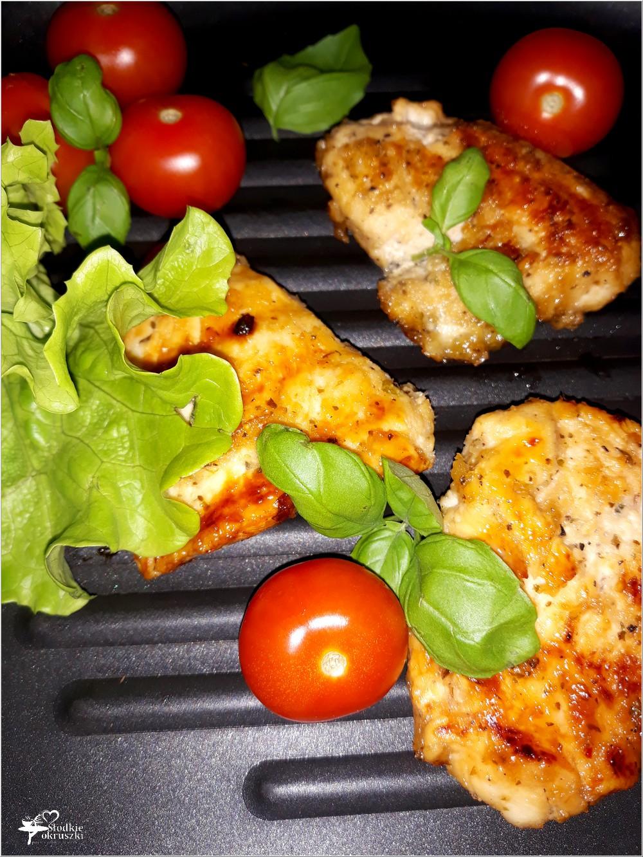 Grillowane piersi z kurczaka w miodowo-chrzanowej marynacie (4)