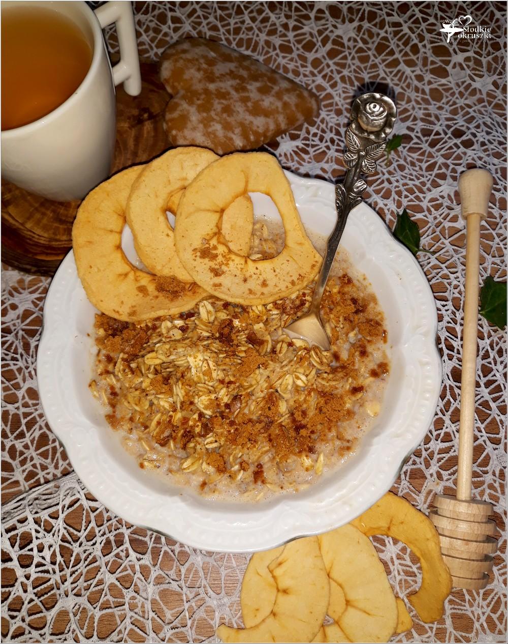 Piernikowa owsianka śniadaniowa (2)