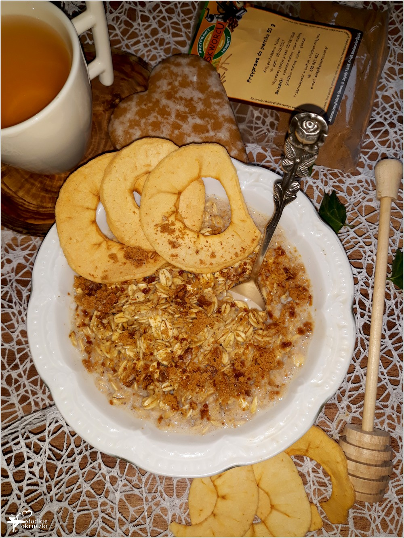 Piernikowa owsianka śniadaniowa (4)