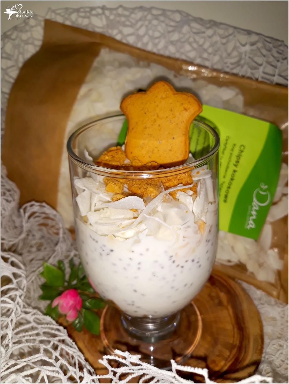 Szybki deser z chia i korzennymi ciasteczkami (2)