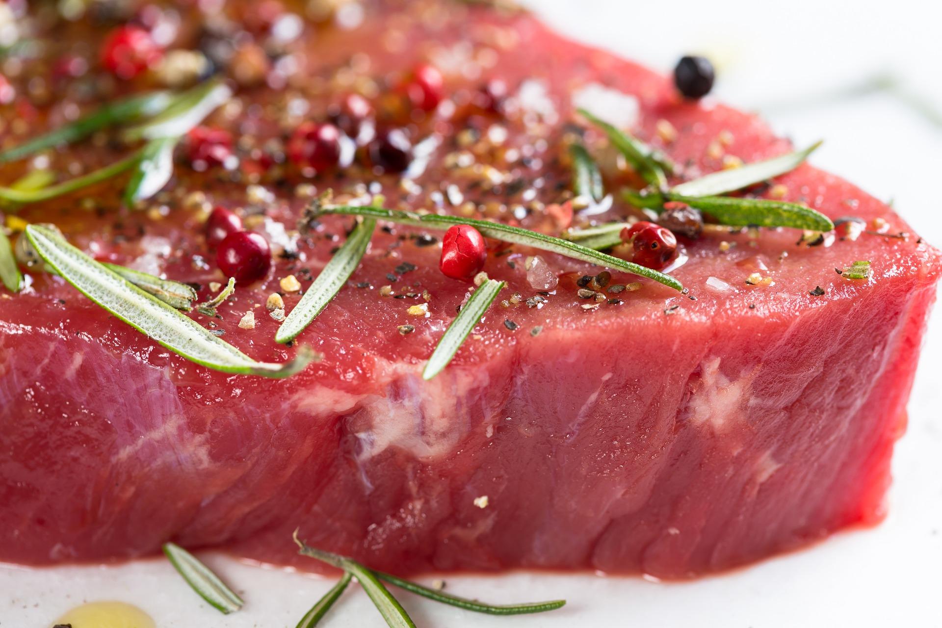 marynowanie mięsa