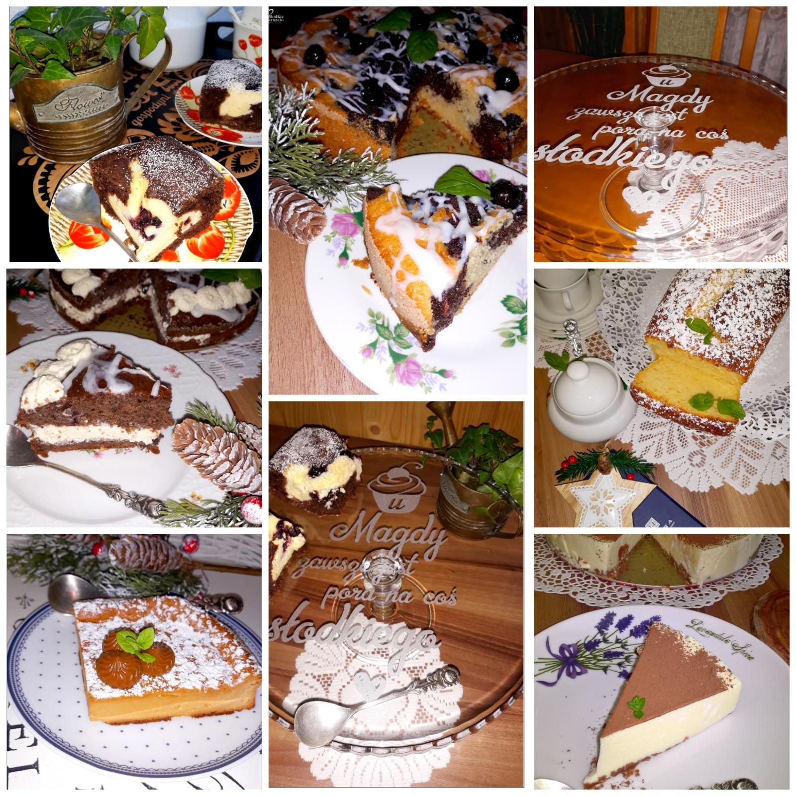 6 pysznych przepisów na świąteczne ciasta i kilka słów o wyjątkowej paterze od MyGiftDNA