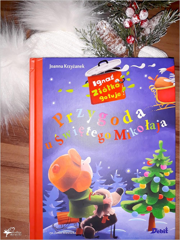 Ignaś Ziółko gotuje. Przygoda u Świętego Mikołaja. Recenzja (1)