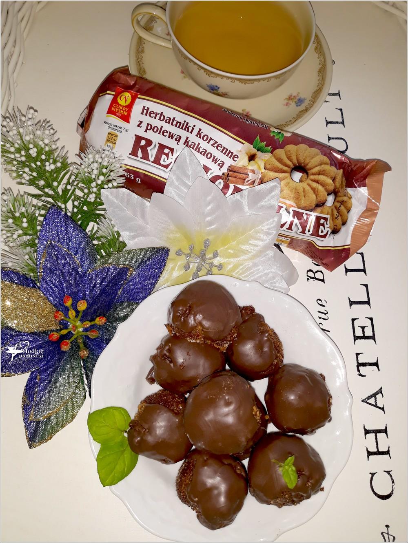 Korzenne kuleczki w mlecznej czekoladzie (2)