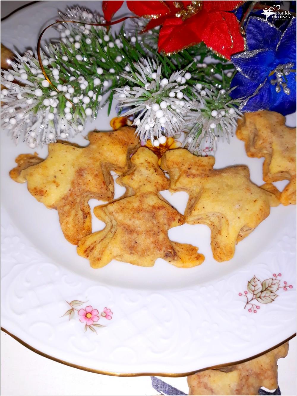 Kruche pierniczkowe ciasteczka (2)