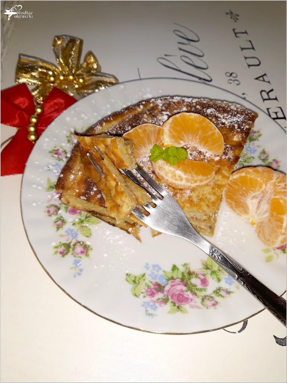 Owsiany omlet owocowy (na mące owsianej) (1)