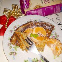 Owsiany omlet owocowy (na mące owsianej) (2)