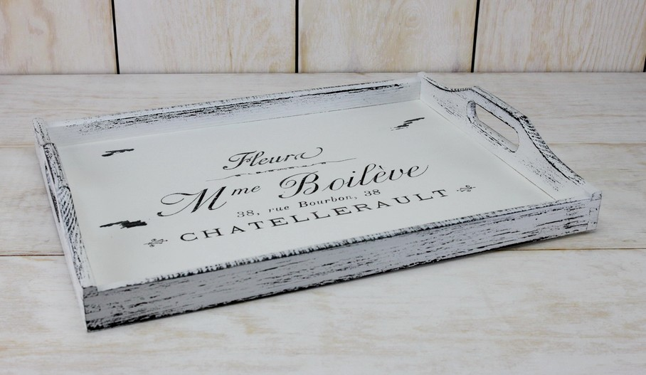Taca Mme Boileve Shabby Chic