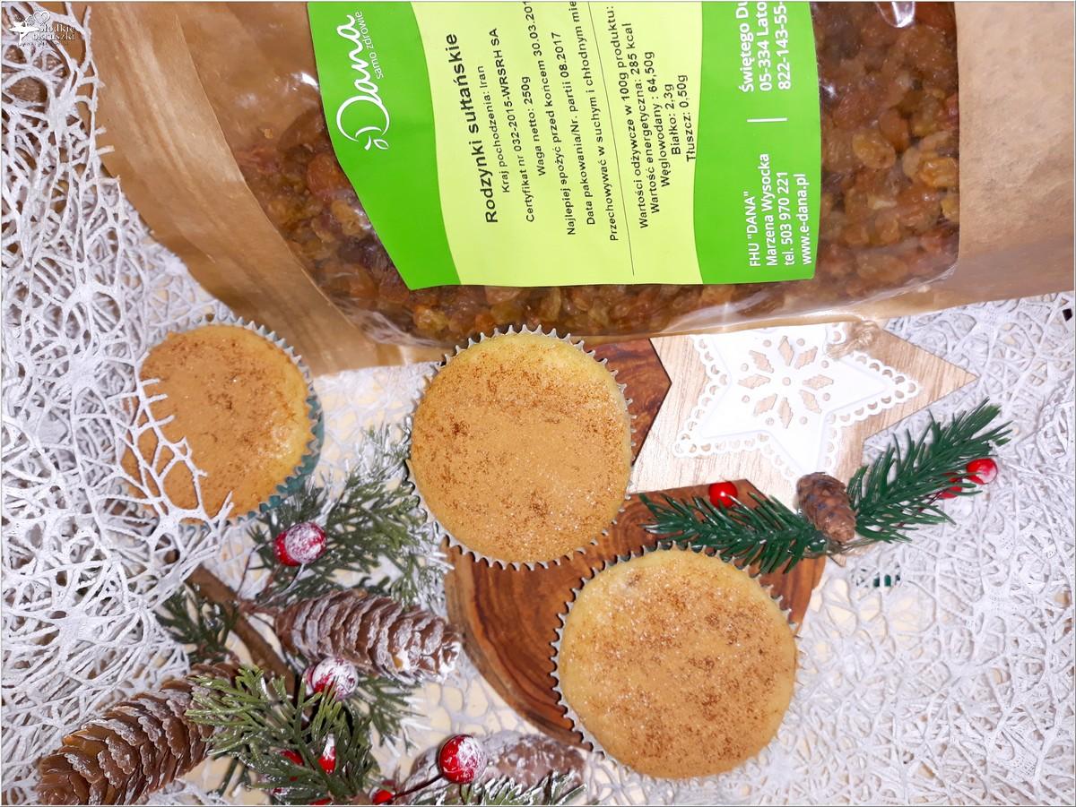 Waniliowe muffinki z rodzynkami (4)