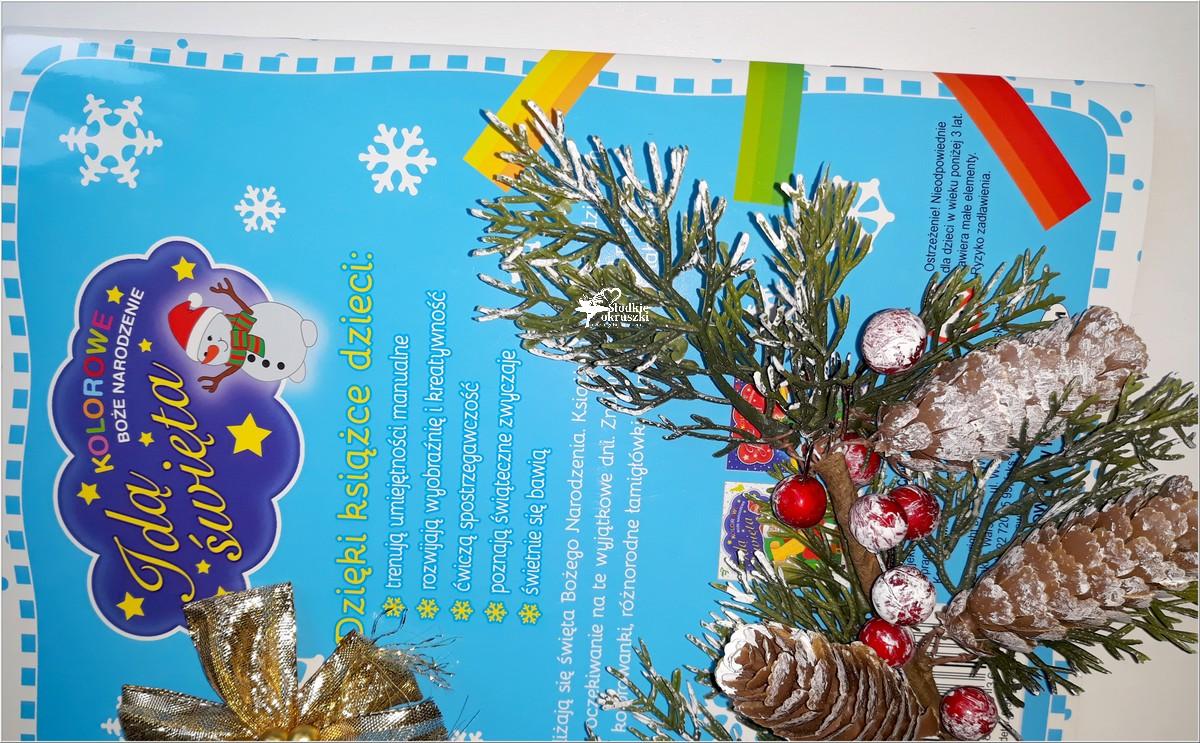 Kolorowe Boże Narodzenie. Idą Święta. Wyd. AWM (3)