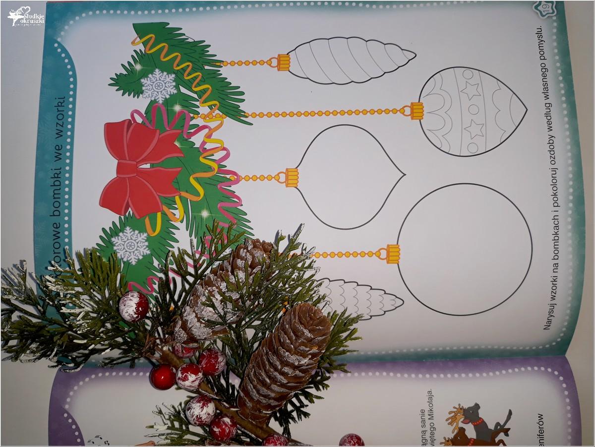 Kolorowe Boże Narodzenie. Idą Święta. Wyd. AWM (6)
