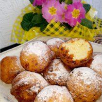 Mini pączki serowe z pomarańczową nutą (1)