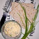 Pasta kanapkowa z pestkami dyni