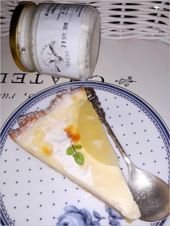 Tarta z twarożkiem oberlandzkim i ananasem (6)
