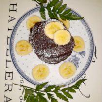 Zdrowe czekoladowe placuszki z mąki konopnej (1)