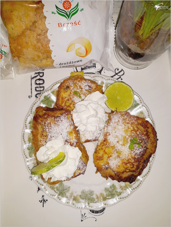 Drożdżówka po francusku - na deser lub śniadanie (2)