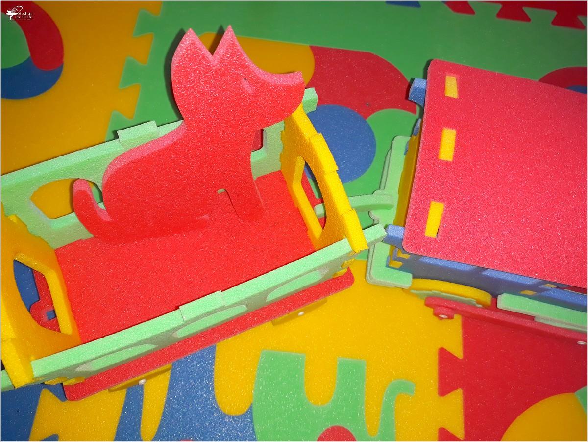 Kolorowe i bezpieczne zabawki dla najmłodszych (z pianki polietylenowej) (11)