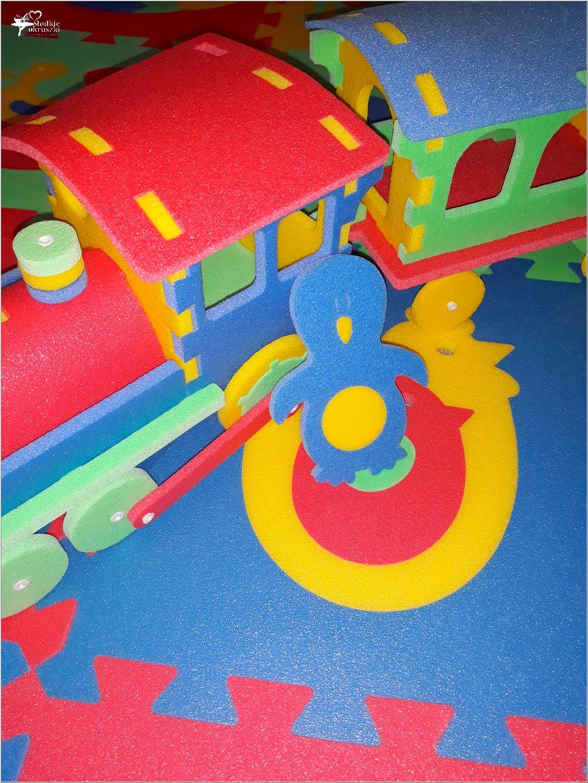 Kolorowe i bezpieczne zabawki dla najmłodszych (z pianki polietylenowej) (5)