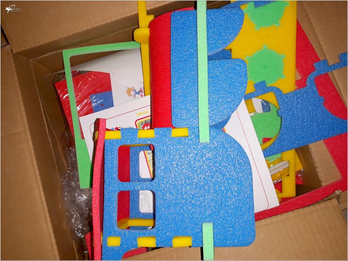 Kolorowe i bezpieczne zabawki dla najmłodszych (z pianki polietylenowej) (9)
